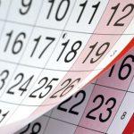 Calendario de Festivos 2022