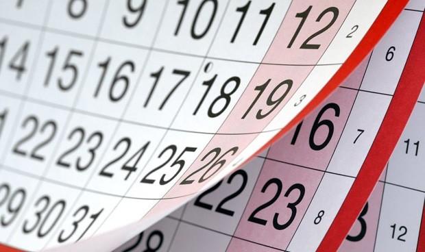 Calendario Festivos Apertura 2022
